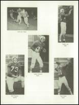 1955 Baird High School Yearbook Page 60 & 61