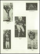1955 Baird High School Yearbook Page 62 & 63