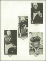 1955 Baird High School Yearbook Page 64 & 65