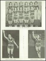 1955 Baird High School Yearbook Page 68 & 69