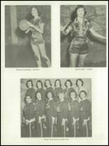 1955 Baird High School Yearbook Page 70 & 71