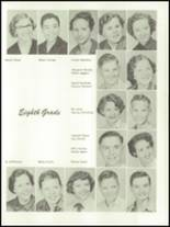 1955 Baird High School Yearbook Page 72 & 73
