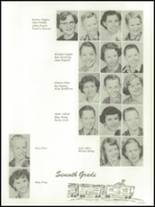 1955 Baird High School Yearbook Page 74 & 75