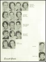 1955 Baird High School Yearbook Page 76 & 77
