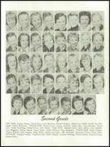1955 Baird High School Yearbook Page 80 & 81
