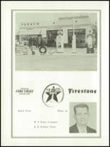 1955 Baird High School Yearbook Page 98 & 99