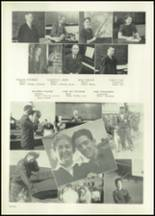 1943 Bellingham High School Yearbook Page 16 & 17