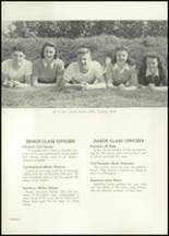 1943 Bellingham High School Yearbook Page 24 & 25