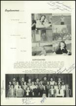 1943 Bellingham High School Yearbook Page 26 & 27