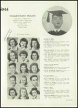1943 Bellingham High School Yearbook Page 30 & 31
