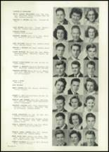 1943 Bellingham High School Yearbook Page 32 & 33