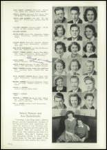 1943 Bellingham High School Yearbook Page 36 & 37