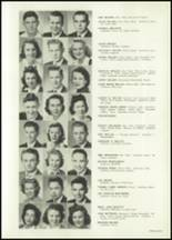 1943 Bellingham High School Yearbook Page 40 & 41