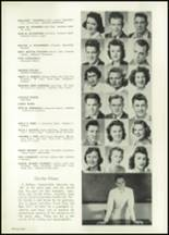 1943 Bellingham High School Yearbook Page 44 & 45