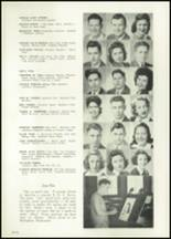 1943 Bellingham High School Yearbook Page 46 & 47