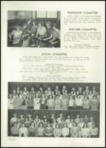 1943 Bellingham High School Yearbook Page 66 & 67