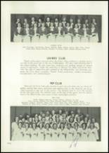 1943 Bellingham High School Yearbook Page 68 & 69