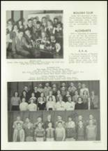 1943 Bellingham High School Yearbook Page 70 & 71