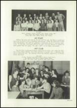 1943 Bellingham High School Yearbook Page 72 & 73