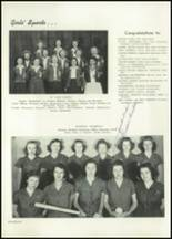 1943 Bellingham High School Yearbook Page 86 & 87