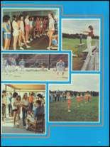 1982 Boone High School Yearbook Page 16 & 17