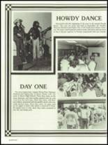 1982 Boone High School Yearbook Page 38 & 39