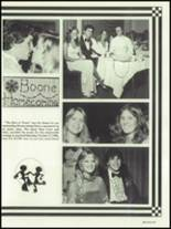 1982 Boone High School Yearbook Page 40 & 41