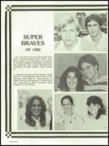 1982 Boone High School Yearbook Page 52 & 53
