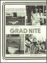 1982 Boone High School Yearbook Page 64 & 65