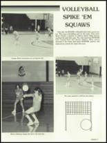 1982 Boone High School Yearbook Page 74 & 75