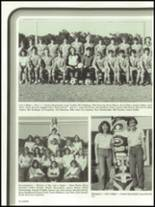 1982 Boone High School Yearbook Page 80 & 81