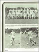 1982 Boone High School Yearbook Page 84 & 85