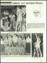 1982 Boone High School Yearbook Page 92 & 93
