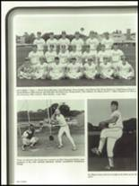 1982 Boone High School Yearbook Page 106 & 107