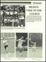1982 Boone High School Yearbook Page 112 & 113