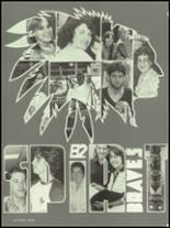 1982 Boone High School Yearbook Page 116 & 117