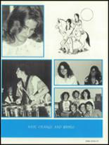 1982 Boone High School Yearbook Page 130 & 131