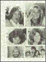 1982 Boone High School Yearbook Page 132 & 133