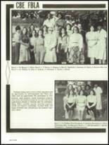 1982 Boone High School Yearbook Page 144 & 145