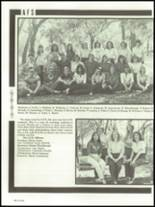 1982 Boone High School Yearbook Page 152 & 153