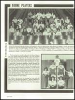 1982 Boone High School Yearbook Page 158 & 159