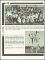 1982 Boone High School Yearbook Page 166 & 167