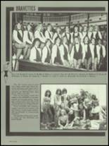 1982 Boone High School Yearbook Page 170 & 171