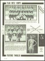 1982 Boone High School Yearbook Page 176 & 177