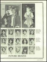 1982 Boone High School Yearbook Page 254 & 255