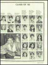 1982 Boone High School Yearbook Page 256 & 257