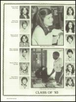 1982 Boone High School Yearbook Page 258 & 259