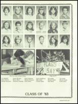 1982 Boone High School Yearbook Page 260 & 261