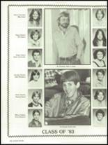 1982 Boone High School Yearbook Page 262 & 263