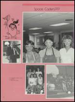 1982 Gentry High School Yearbook Page 12 & 13
